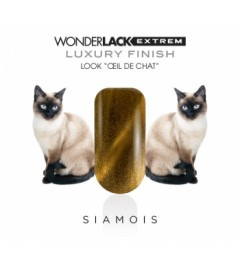 LUXURY FINISH OJO DE GATO  - SIAMOIS