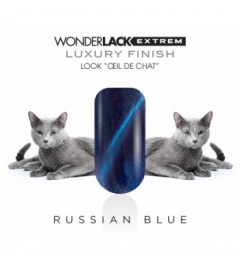 LUXURY FINISH OJO DE GATO  - RUSSIAN BLUE