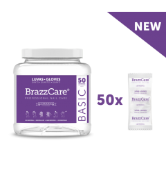 BrazzCare Basic (50 pedicuras)
